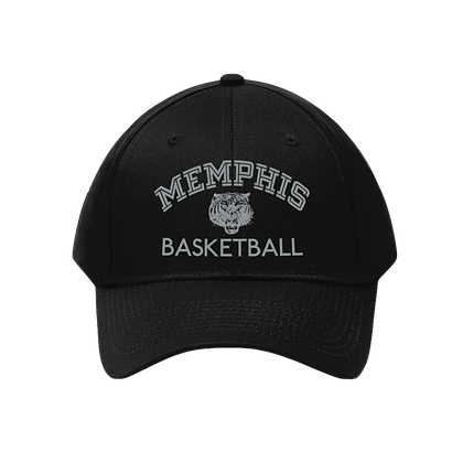 """""""Memphis Basketball"""" Classic Baseball Cap"""