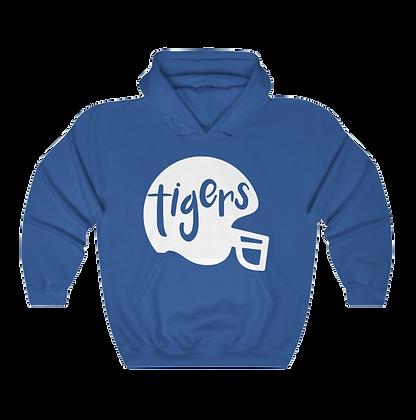 """""""Tigers Helmet"""" Heavy Blend™ Hoodie"""