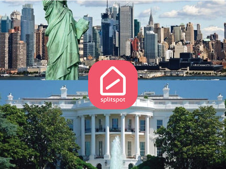 SplitSpot is now in New York City and Washington D.C.!