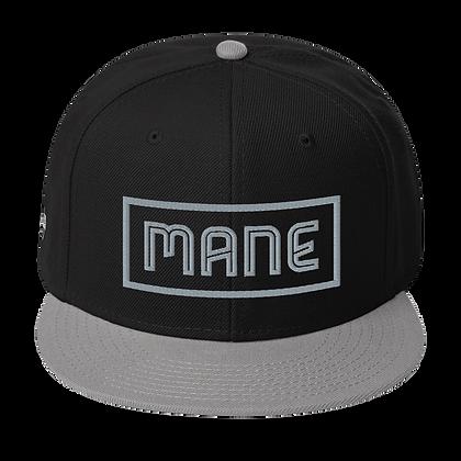 """Mane"" Snapback Hat"