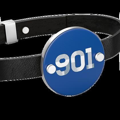 """901"" Leather Bracelet"