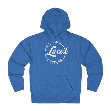 """Support Local"" French Terry Hoodie"