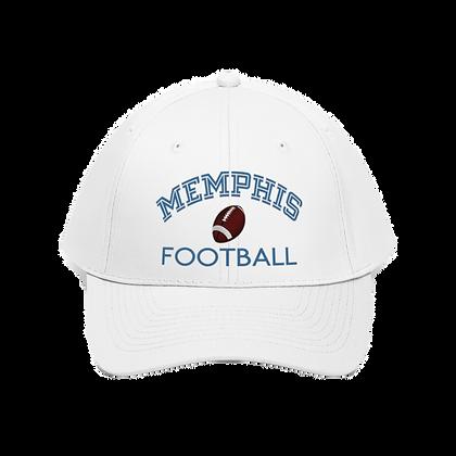 """""""Memphis Football"""" Classic Baseball Cap"""