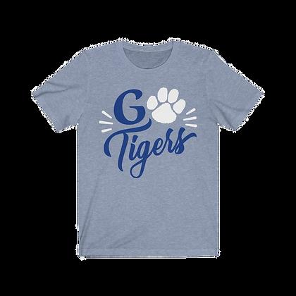 """""""Go Tigers"""" Tee"""