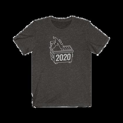 """""""2020 Dumpster Fire"""" Tee"""