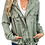 "Thumbnail: ""Love"" Fabric Woven Jacket"