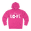 """Thumbnail: """"True Love - Paw"""" French Terry Hoodie"""