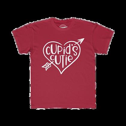 """Cupid's Cutie"" Youth Tee"