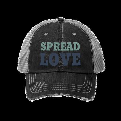"""""""Spread Love"""" Trucker Hat"""