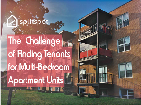 The Challenge of Finding Tenants for Multi-Bedroom Apartment Units