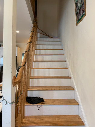 2nd Floor Stairs