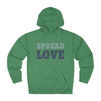 """Spread Love"" French Terry Hoodie"