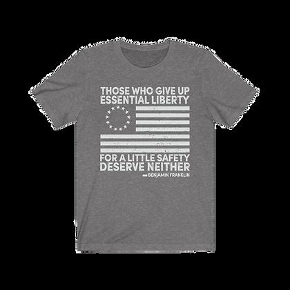 """Essential Liberty"" Tee"