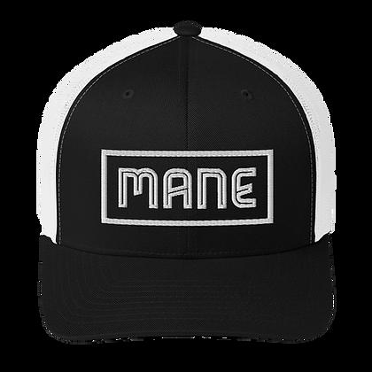 """""""Mane"""" Retro Trucker Cap"""