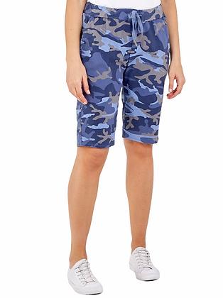 Camouflage Magic Drawstring Shorts