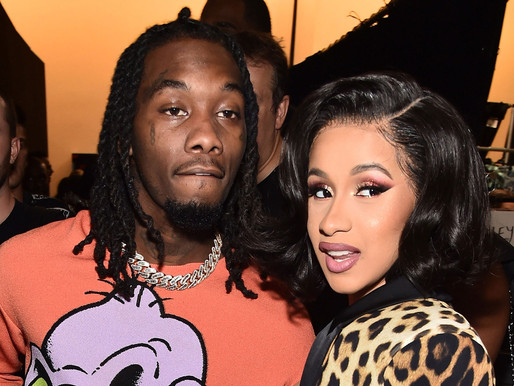 Cardi B Offsets Gender-Bias Discussions