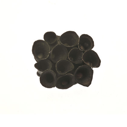 Small Black Brooch
