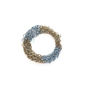 """""""264"""" bracelet, monel niobium"""