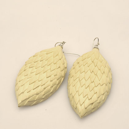 Feather Earrings I