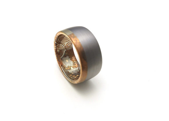 Core Sample Side Stripe Ring II