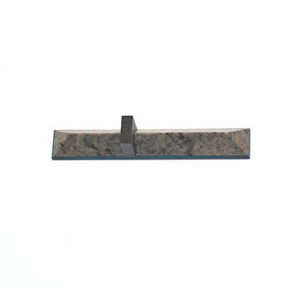 Granite Aluminium Brooch
