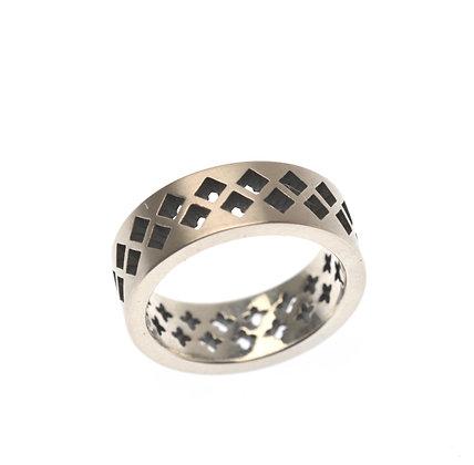 QUADROSS 2 Row Ring