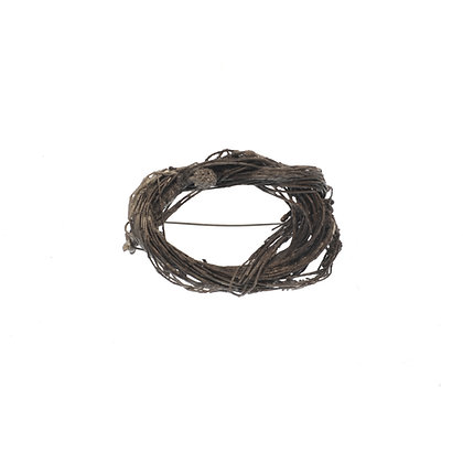 Casuarina Bark Brooch