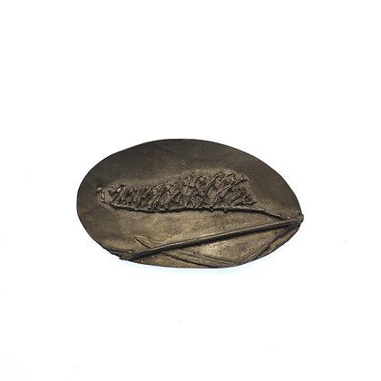 Grevillea brooch