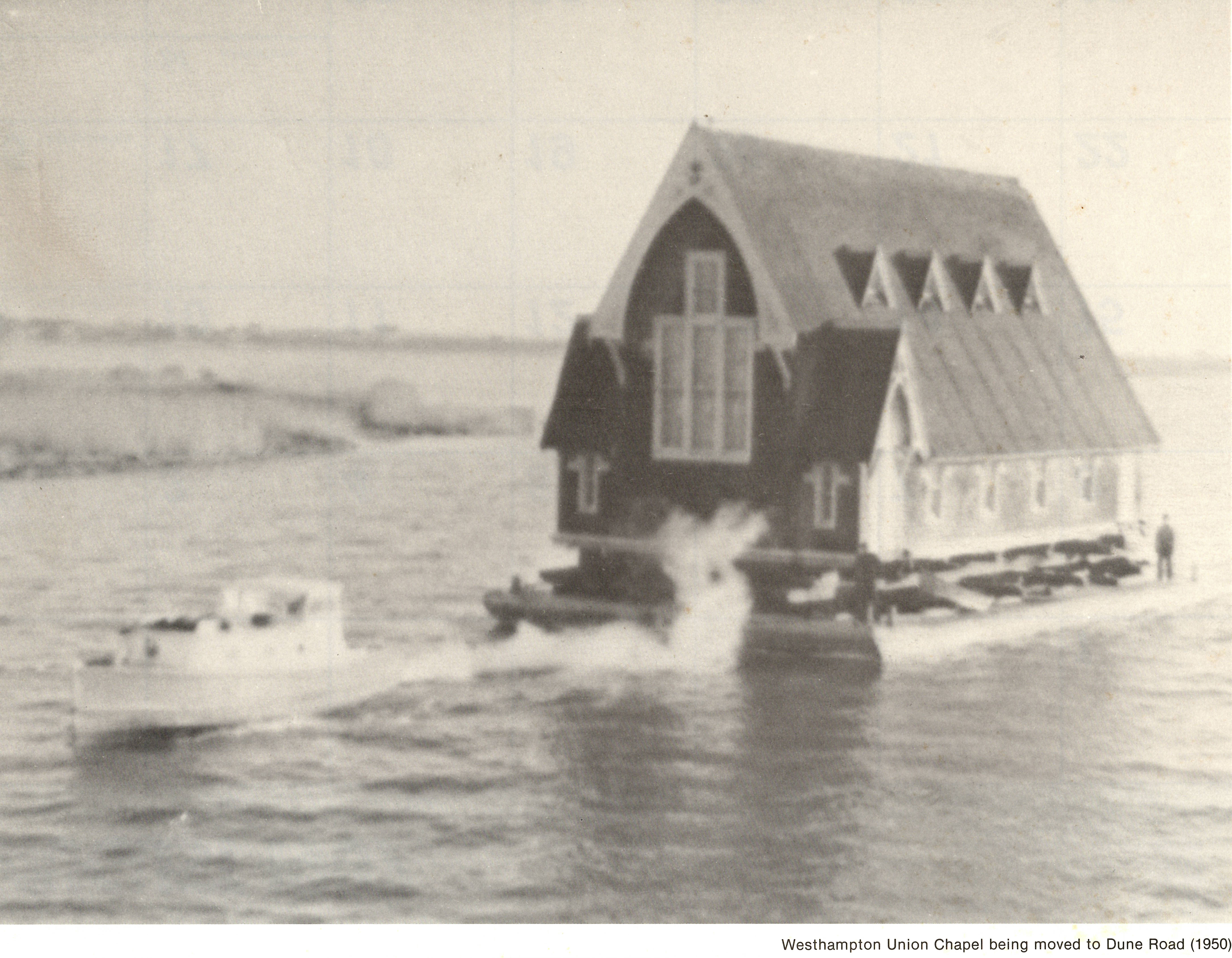 Church Barge Move