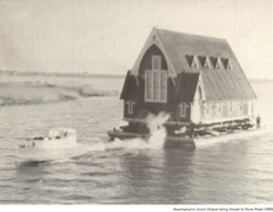 Church Barge Move