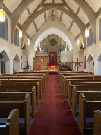 Central Christian Church Sanctuary