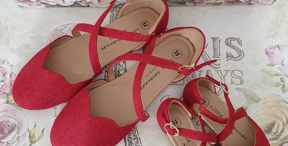 Ruby - Savannah Sandals