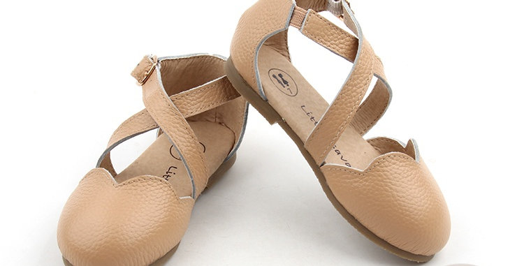 """Savannah Sandals -'TAN"""""""
