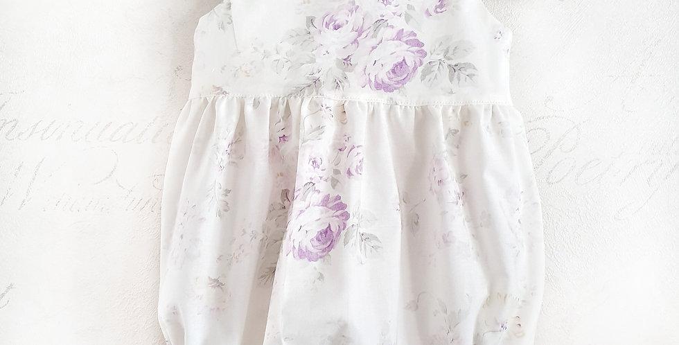 Lilac Floral Romper