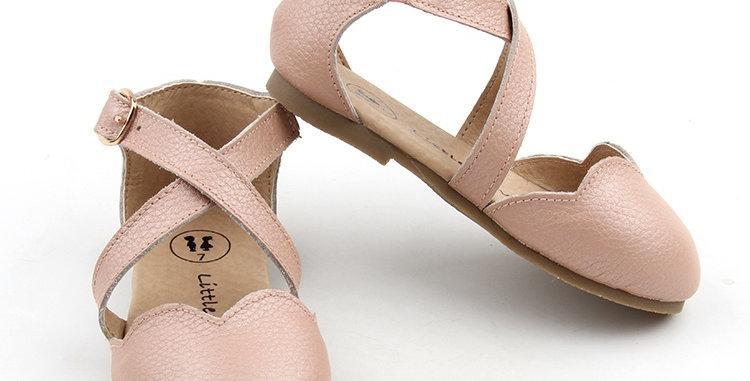 Savannah Sandals - 'Blush Pink'