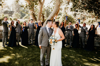 Mike + Taylor Wedding | Santiago Oaks Regional Park | Chino