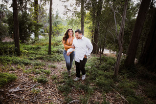Prospect Park Redlands - Engagement Session - Bryan & Monica