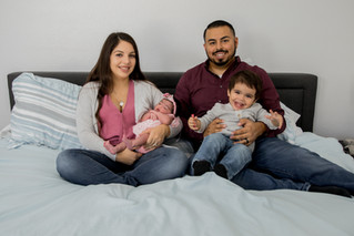 Lifestyle Newborn & Family Portraits - Fontana