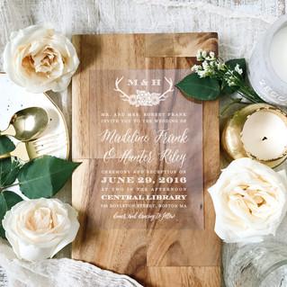 Custom Invitation with Basic Invite