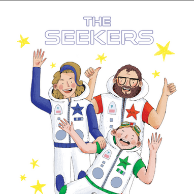 The Seekers Activity Book