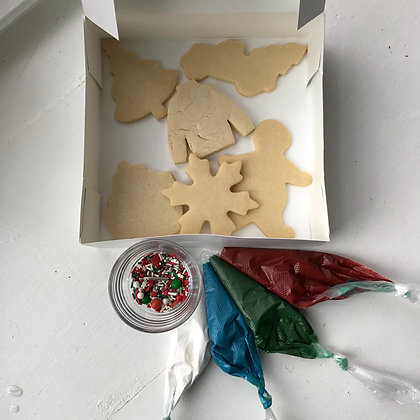 Option B.) DIY Cookie Kit