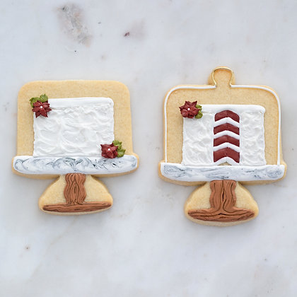 Option C.) Set of Two Cookies