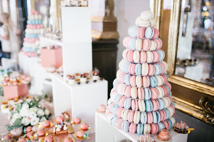 Elegant Wedding Cake/Wedding Dessert