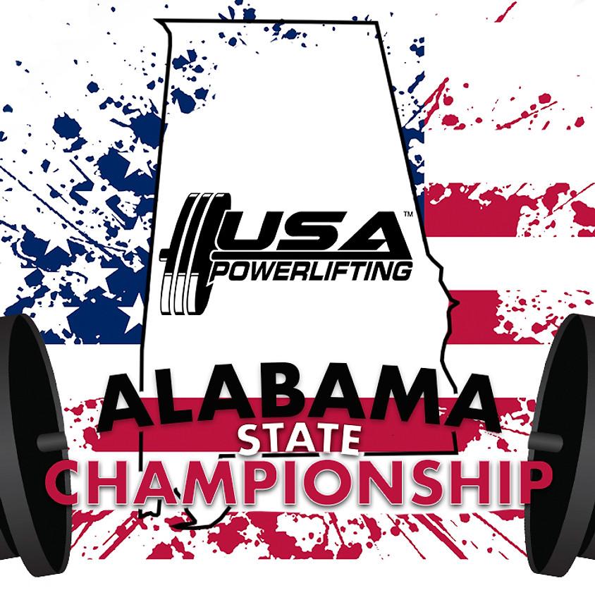 2019 USA Powerlifting Alabama State Championship