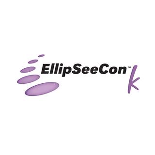 EllipSeeCon K Logo
