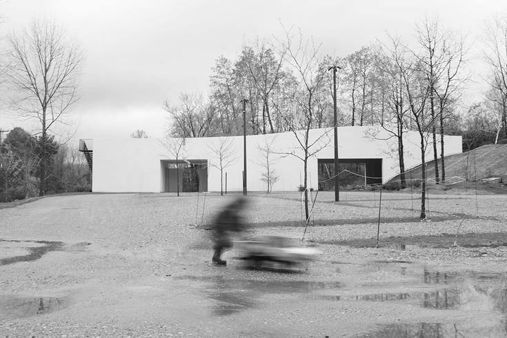 """Turn Park Art Space- A 14 acre sculpture park in West Stockbridge, MA""  September 20, 201"