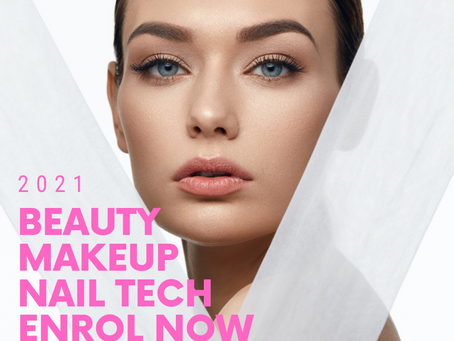 2021 Our beauty and makeup classes