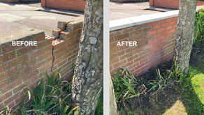 More Fix My Street magic! Before and After...