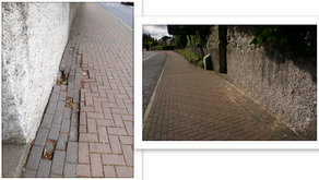 Try out 'Fix My Street.ie'