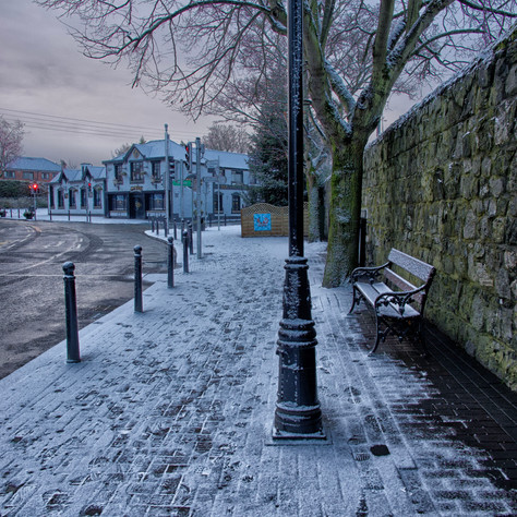 Snowy scenes Jan 2021
